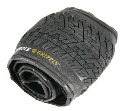 Grippin Folding Kevlar Bead Tyre